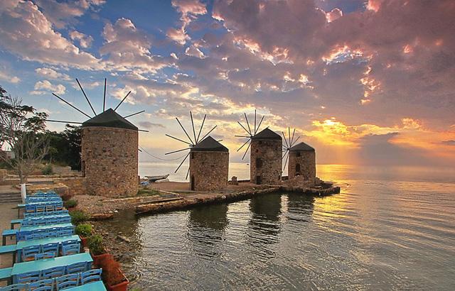 Chios Island